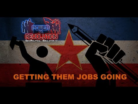 Power & Revolution: Jobs & Economy - Yugoslavia #3