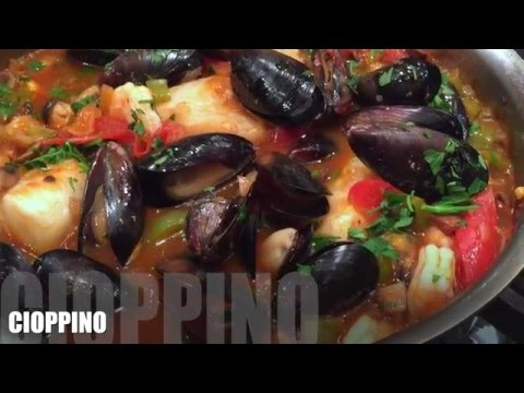 Recipe: Cioppino
