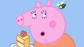 Peppa Pig Français Aliments | Compilation | Dessin Animé Pour Enfant #PeppaPigEnFrancais