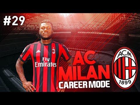 ARSENAL AWAY! AC MILAN CAREER MODE #29 (FIFA 17)