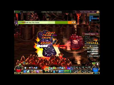 DFO - Reaching Level 85 With Male Striker/Tyrant, And An Endgame Review.