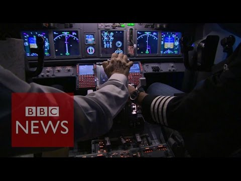 Germanwings: More Stringent Psychological Testing Of Pilots - BBC News