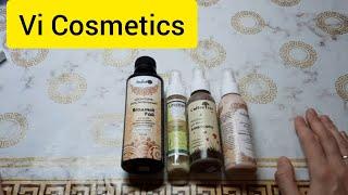 vi Cosmetics отзыв о косметике