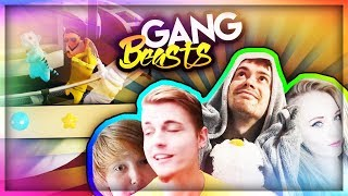*VERY INTENSE* - Gang Beasts ft. Míša, Bauchyč a Citron