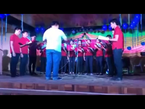 Love is the answer cover by Valencia city Servers of the Altar Choir
