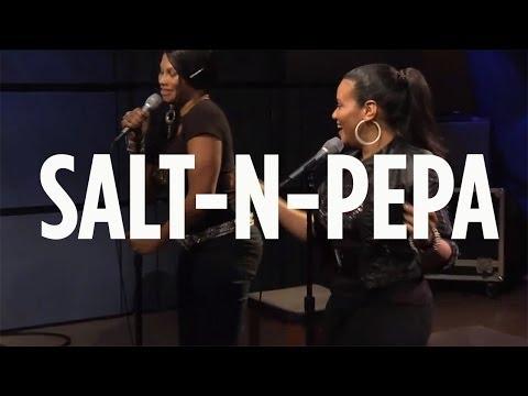 """Salt-N-Pepa """"Whatta Man"""" // SiriusXM // Backspin"""
