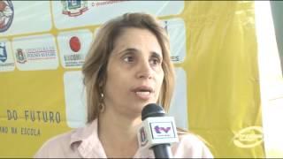 A Escola Municipal Dom Otávio recebeu no dia 19 de junho o Projeto Gladiadores do Futuro