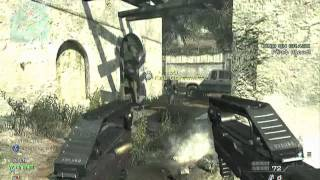 MW3 Wargasm. Great start to the game. kill confirmed.