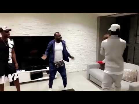 dadju ft abou debeing ft franglish et joss dans leur danse