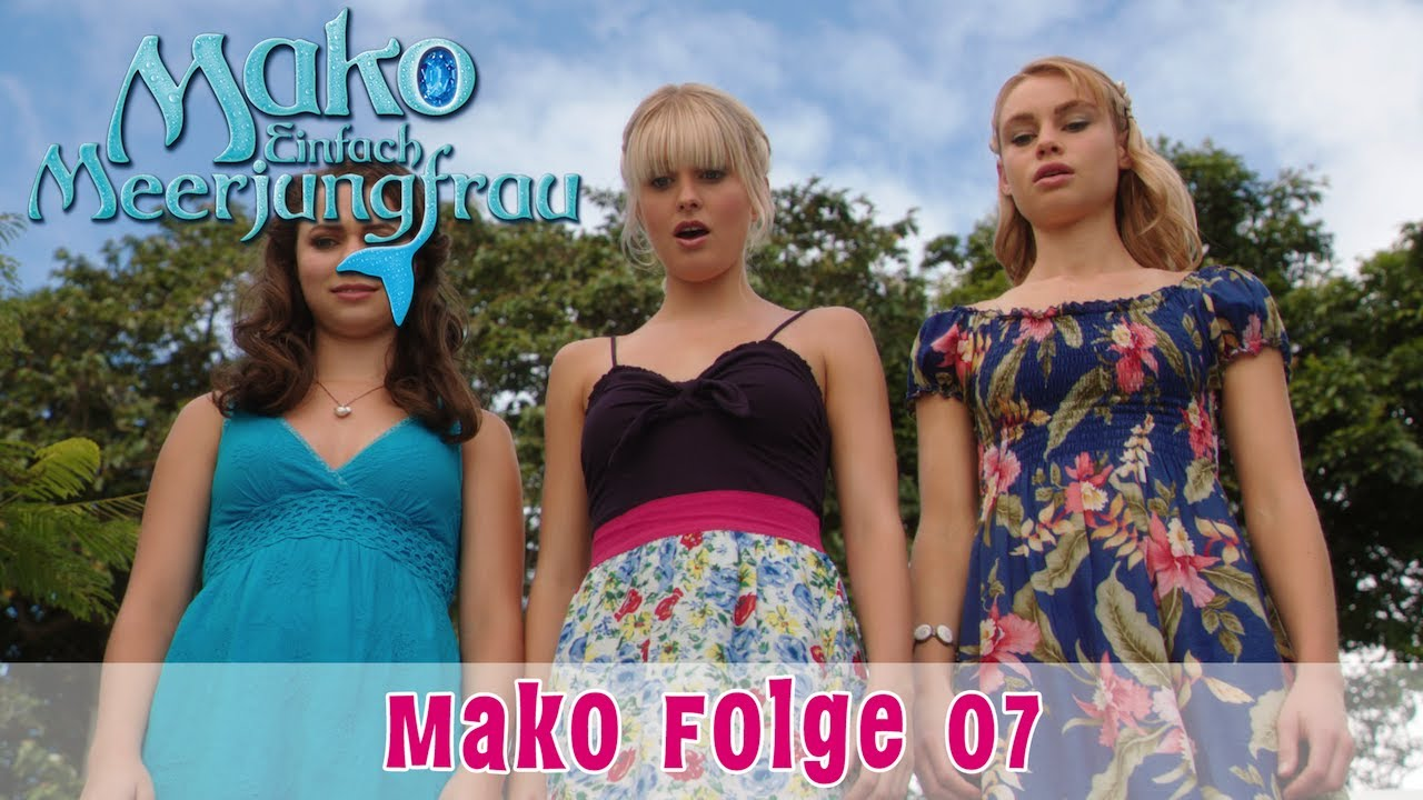 Mako Einfach Meerjungfrau