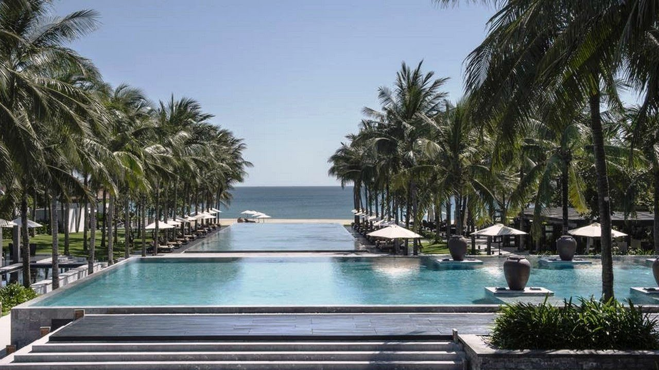 Four Seasons The Nam Hai Hoi An Vietnam 5 Star Hotel Youtube
