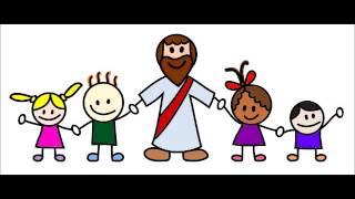 MIX DE ALABANZAS para NINOS- Sangre y Agua- CANTOS INFANTILES Musica Catolica Cristiana Dinamicos