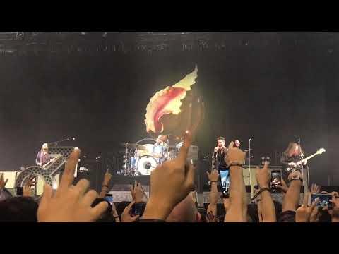 Mr. Brightside : The Killers Live In Bangkok 2018