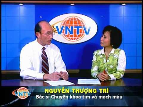 VNTV Sức Khỏe & Đời Sống: Bệnh Tim Mạch với Bác Sĩ Nguyễn Thượng Trí -  1