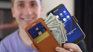 Best Wallet Case for Galaxy S7 ? | Shieldon Leather Case