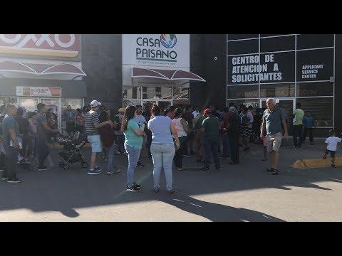 Cuidad Juarez Fingerprint Appointment | Cuidad Juarez Cita de huellas