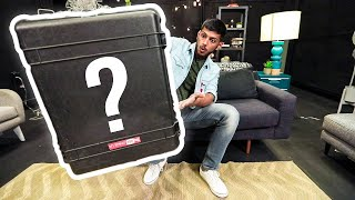 Youtube Videos Using a Rs 10,00,000 Cinema Camera! Canon C300 Unboxing !