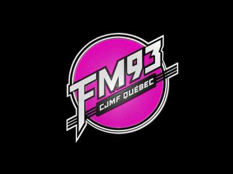 """AU FM 93, le """"""""TREMBLEMENT DE TERRE"""""""", à Québec, 25 novembre 1988"""