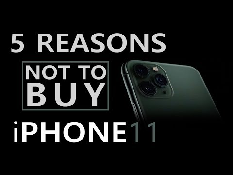 5 Reasons Not To Buy IPhone 11 I TechPoint I Watch Before You Buy.