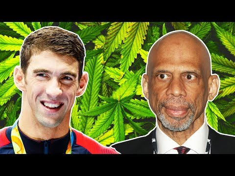 The Biggest Stoners In Professional Sports
