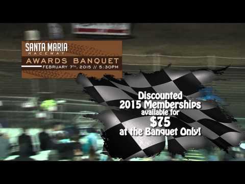 The New Santa Maria Raceway 2014 Banquet (Coming Soon)