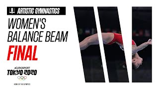 ARTISTIC GYMNASTICS | Women's Balance Beam Final