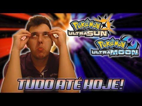 Pokémon Ultra Sun & Pokémon Ultra Moon NEWS - TUDO ATÉ HOJE!