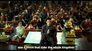 King Naresuan 3 trailer HD (English subtitles)