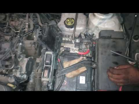 Chevrolet Cruze 2.0 Diesel Starting Problem In Hindi
