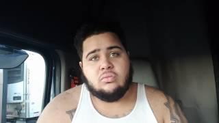 Otr. Obese Overweight Fat Trucker