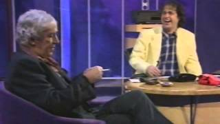 Peter Cook on Danny Baker After All 1993