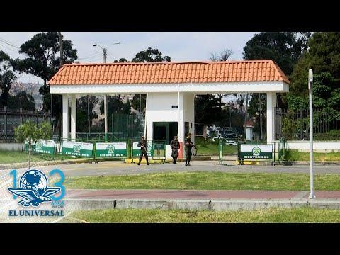 Explota coche bomba en cuartel policial de Bogotá
