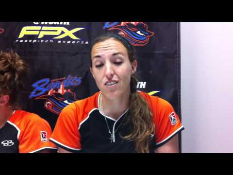Chicago Bandits Monica Abbott