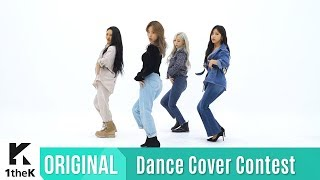 [1theK Dance Cover Contest] MAMAMOO() _ gogobebe()(mirrored ver.)