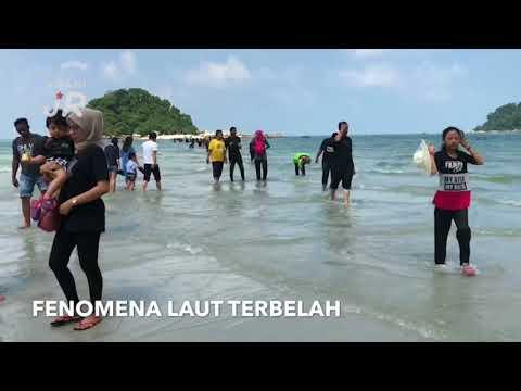 #AWANIJr: Laut terbelah