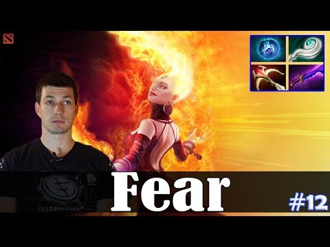 Fear - Lina MID | Dota 2 Pro MMR Gameplay #12