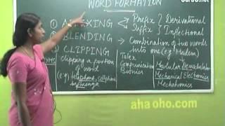 Unit-5 Technical English Descriptive Vocabulary -Word Building