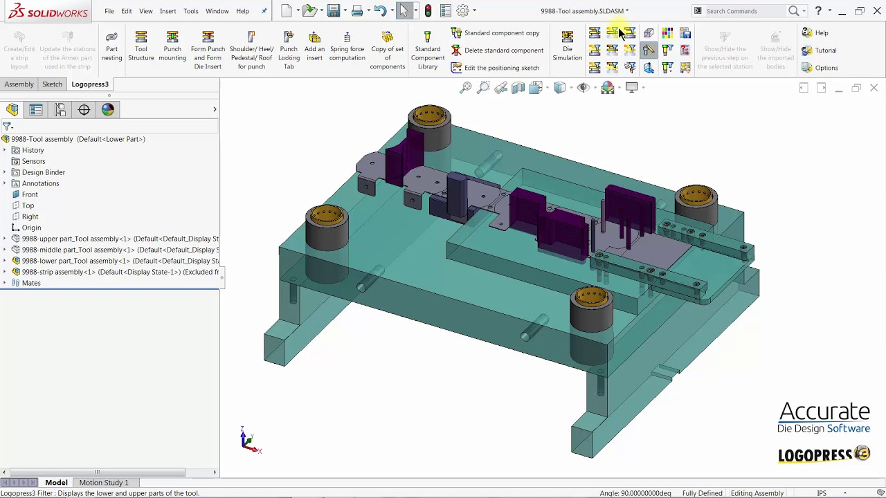 TOOL AND DIE DESIGN FOR BEGINNERS DOWNLOAD