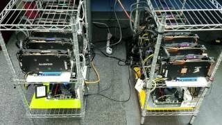 BtR - Ethereum Mining RX 580 vs RX 480 quick comparison.