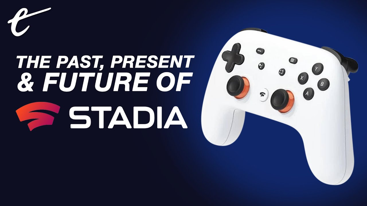 Discussing The Past, Present and Future of Google Stadia with John Justice
