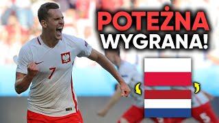 TYPY na LIGĘ NARODÓW! Polska - Holandia