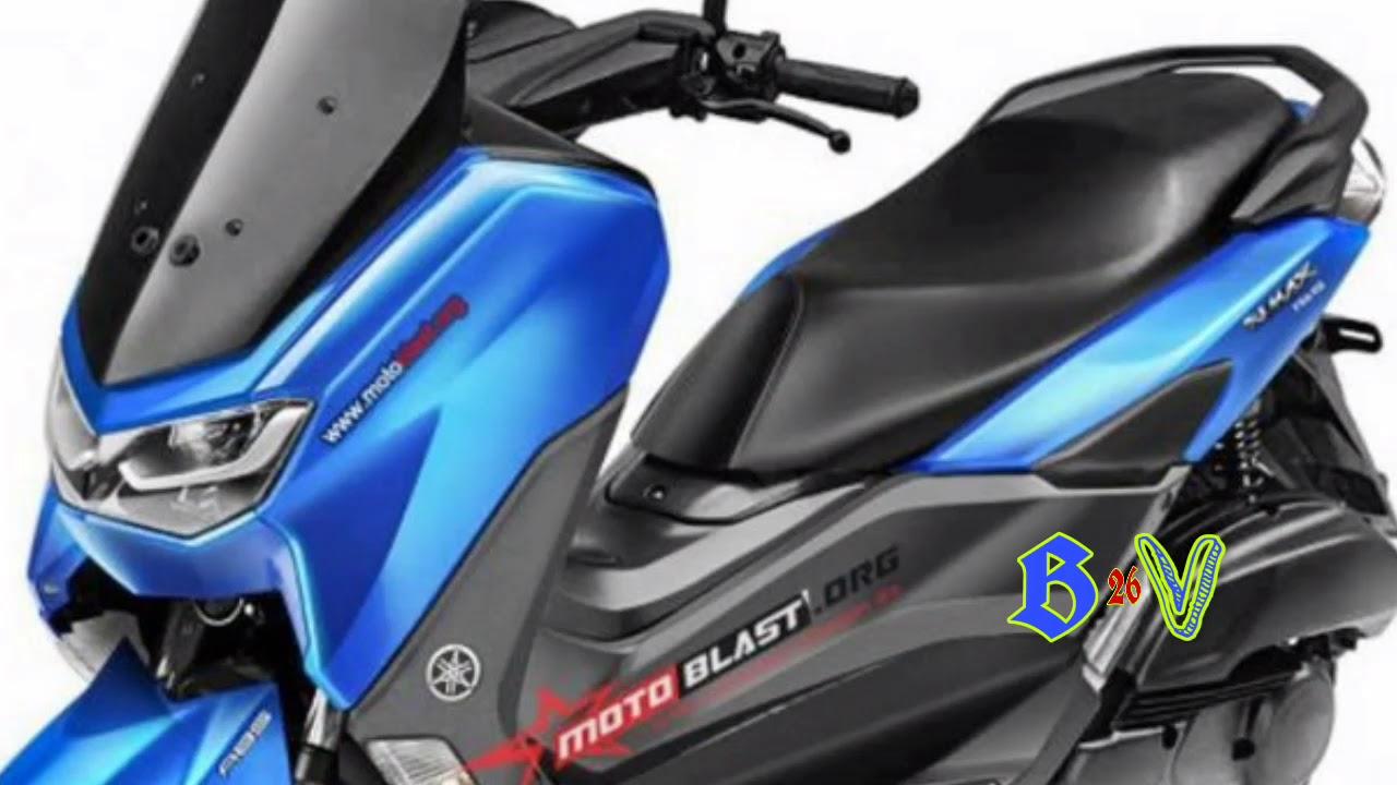 New Yamaha Nmax 2020 Full Colour Part 2 Wajib