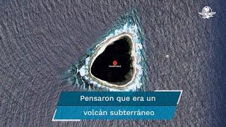 Una imagen satelital publicada en Reddit se volvió viral y desató todo tipo de especulaciones en redes sociales