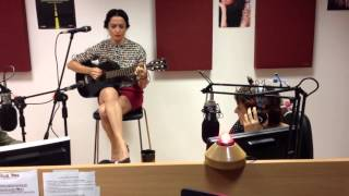 Nouvelle Vague perform Dance With Me @Radio Pepper (Athens, Greece)