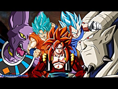 Top 20 Strongest Dragon Ball Z-SUPER-GT Characters! 2016 *NEW*