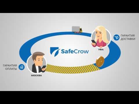 Как работает безопасная сделка на SafeCrow