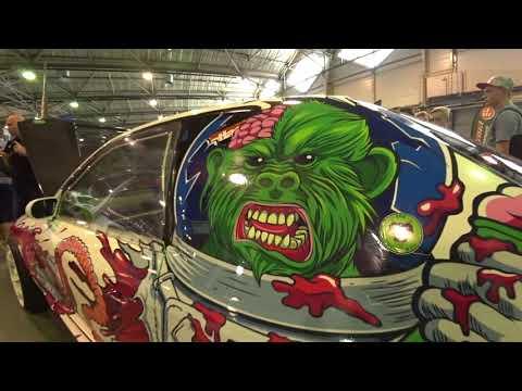 Выставка Drift Expo в «Сокольниках»