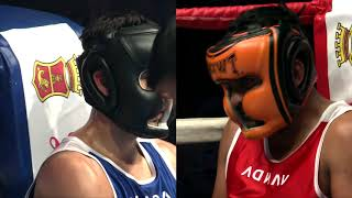 IPP White Collar Boxing Dec 2018- Bout 7
