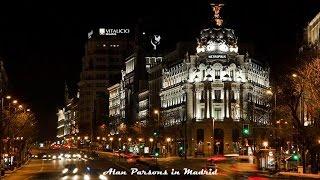 Alan Parsons In Madrid