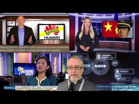 US Regulators Threaten Huawei Customers | New Chinese Tech Ban